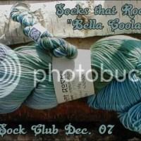 Rocking Sock Club 2007
