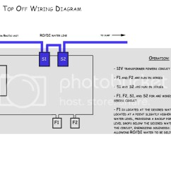 auto top off com wiring diagram wiring diagram completed about wiring an ato 12v relay reef central online community [ 1024 x 768 Pixel ]