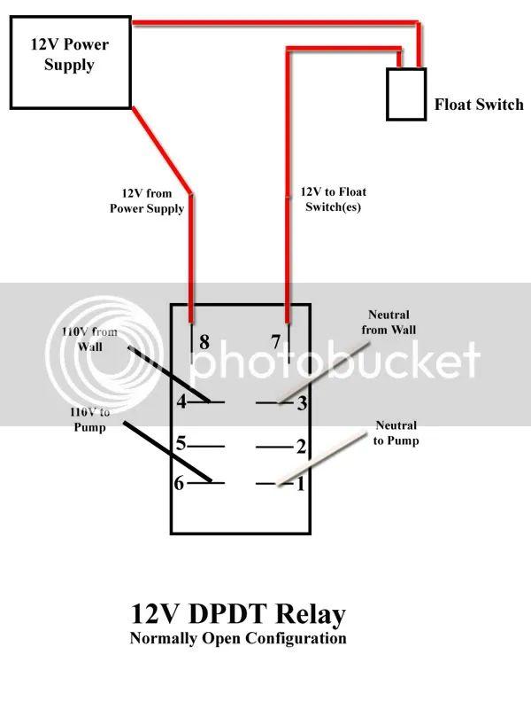 120 volt wiring schematic