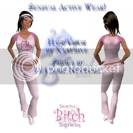 Sensual Activewear