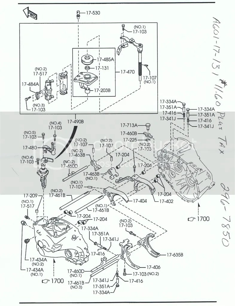 Mazda 3 Shifter Embly Diagram. Mazda. Auto Parts Catalog