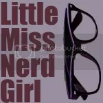 Little Miss Nerd Girl