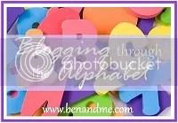 Blogging Through the Alphabet