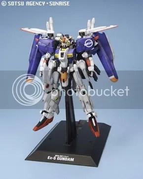EX-S Gundam Master Grade