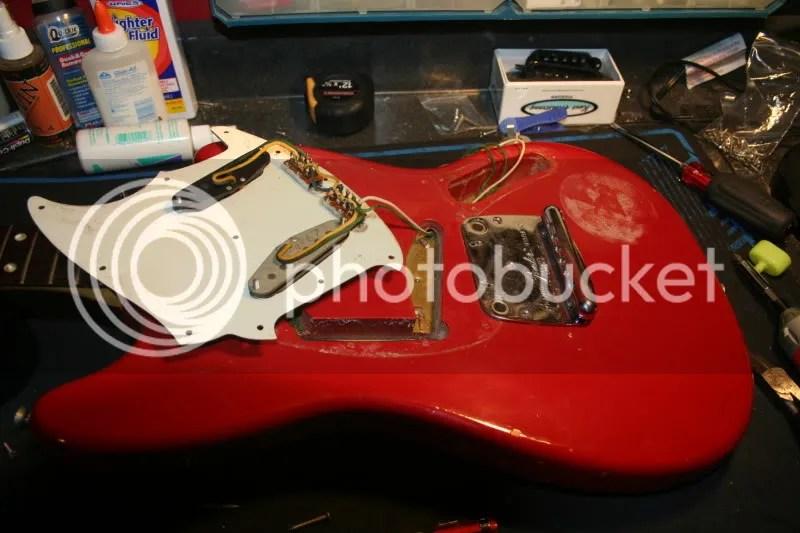 Fender Musicmaster Wiring Diagram