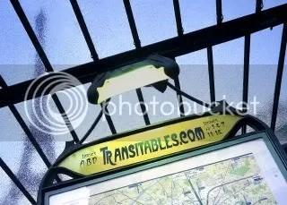Entrada. Estación de metro Transitables.