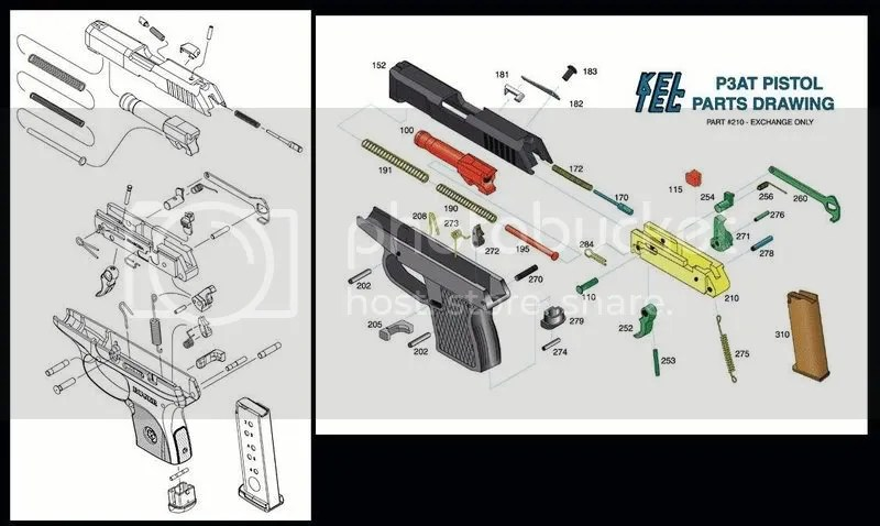 kel tec p11 parts diagram yamaha raptor 700 headlight wiring looks like ruger is following keltec s lead page 1 ar15 com on the left right