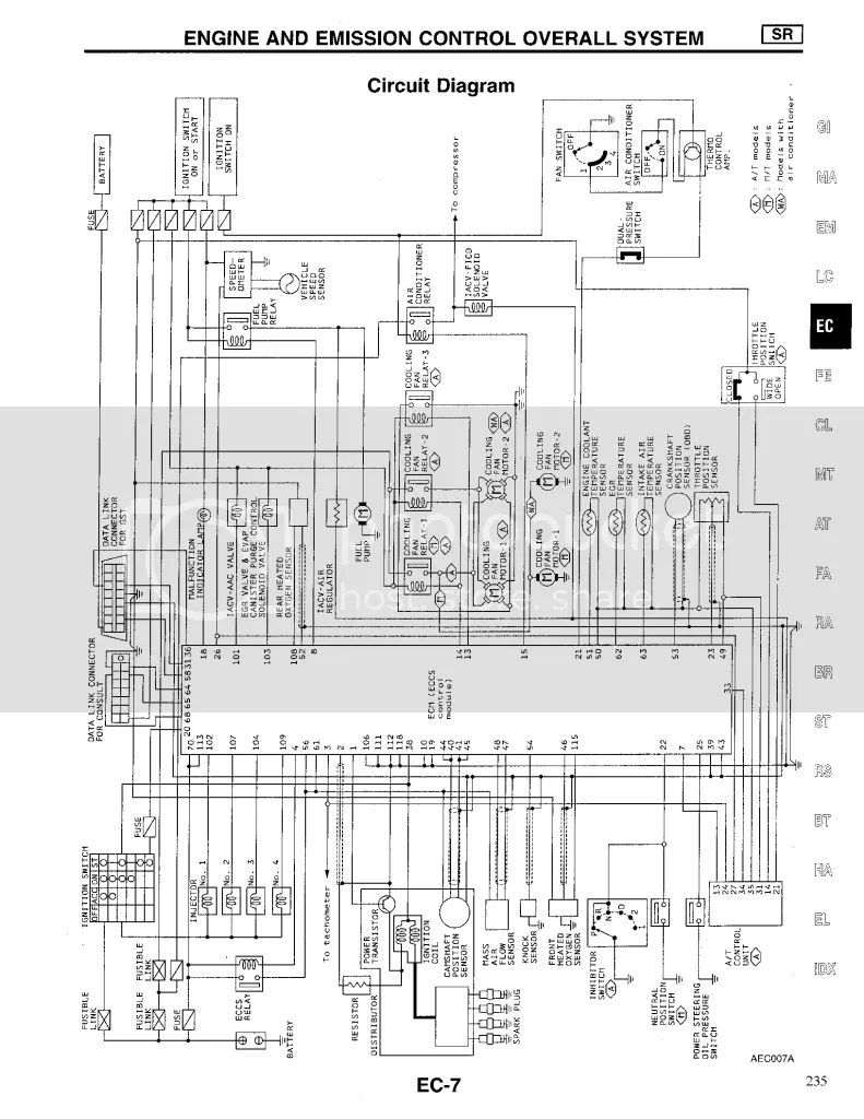 nissan obd2 to obd1 wiring diagram picture