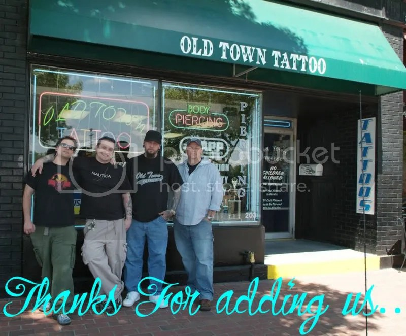 Old Town Tattoo · Photo Sharing and Video Hosting at Photobucket