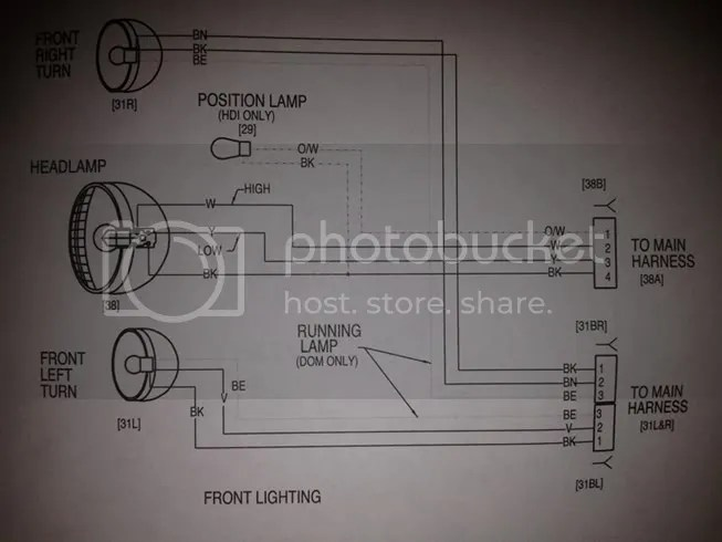 Diagram Likewise Harley Sportster Wiring Diagram Additionally Wiring
