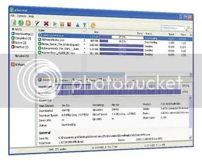 µTorrent – The Lightweight and Efficient BitTorrent Client