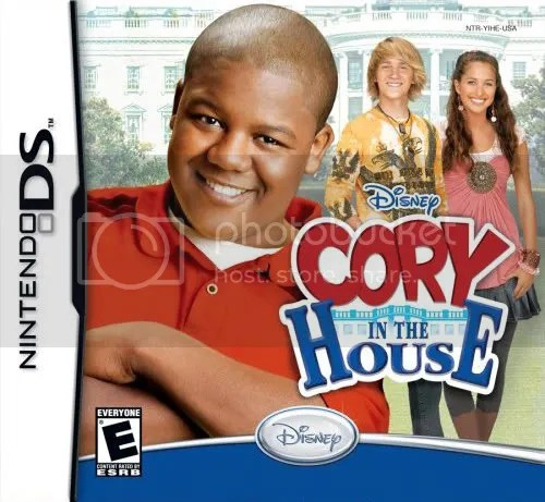 Cory in the house cover.