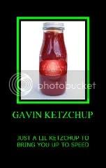 Gavin KetZchup