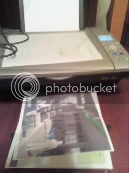 Printer Death