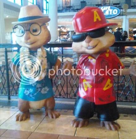 Alvin & Simon