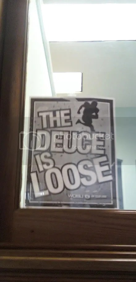 Deuce is Loose