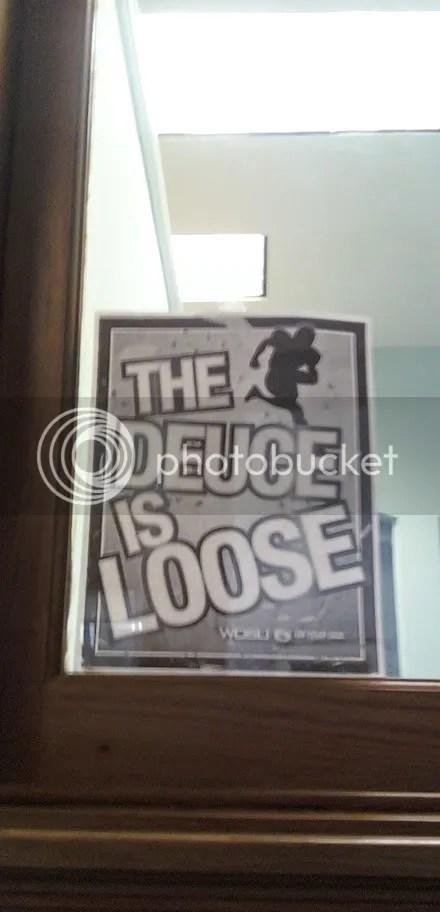 Deuce is Loose