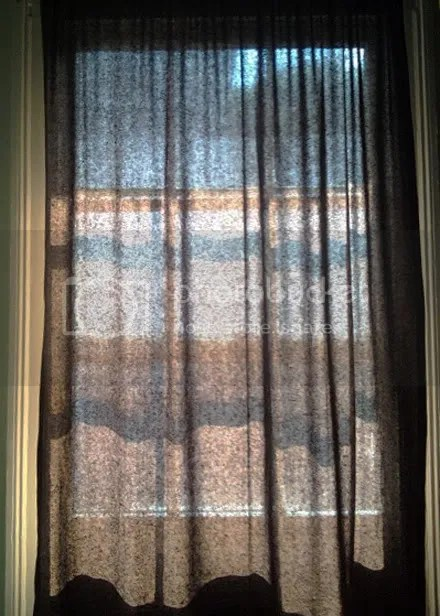 Waving Curtain