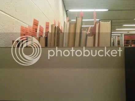 Hiding Books