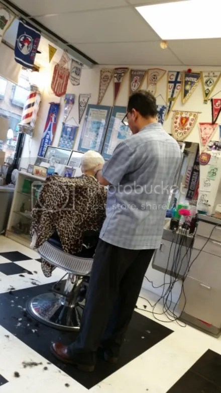 The Other Barber