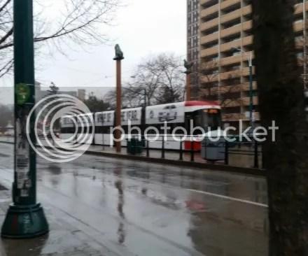 Streetcar Wrap