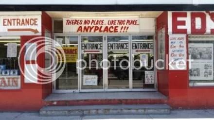 Ed's Entrance