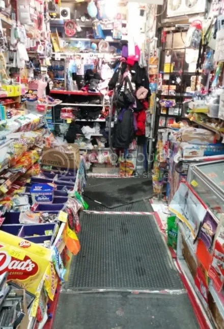 In the Corner Store