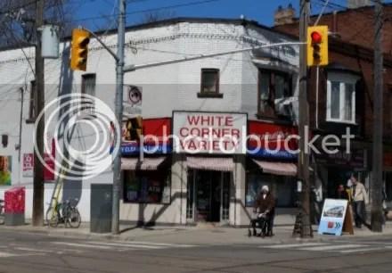 Whitey's Corner