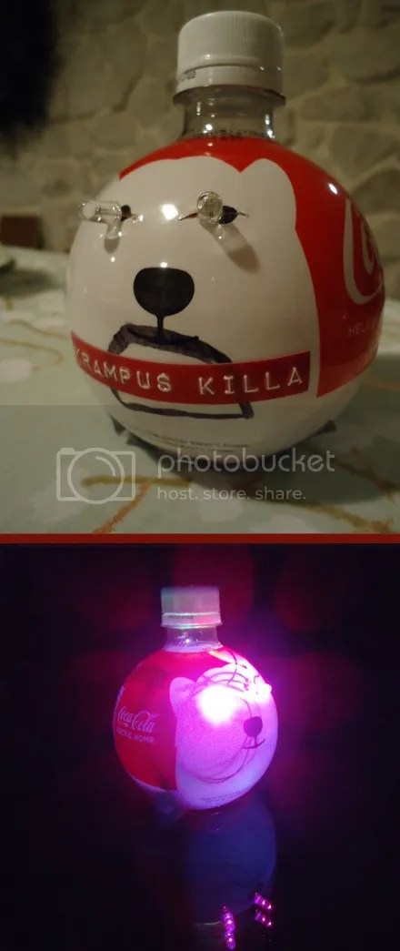 Evil Ornament