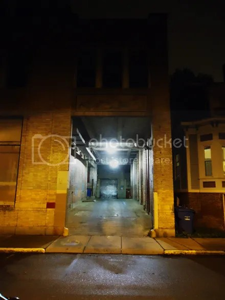 Warehouse Entrance