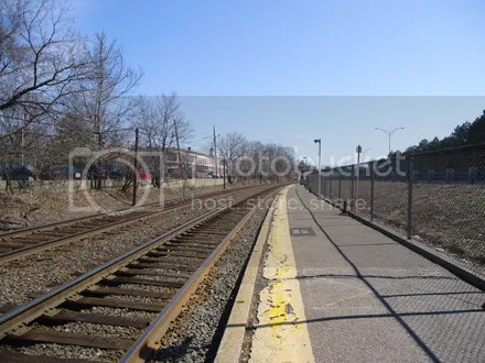 Lonely Platform