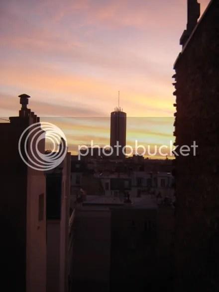 Neuilly Sunrise