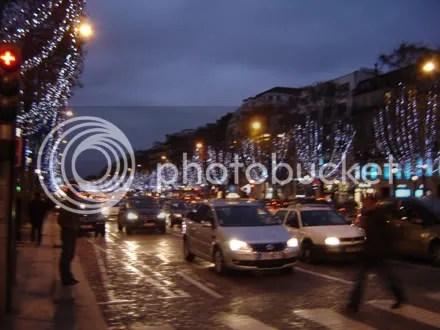 Champs-Elysées Lights