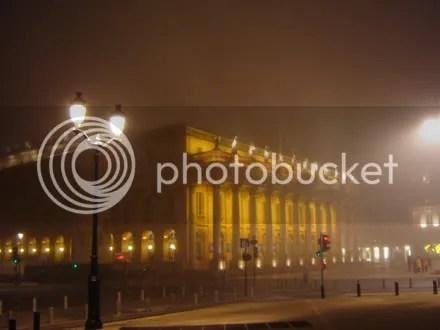 Foggy Grand Théâtre