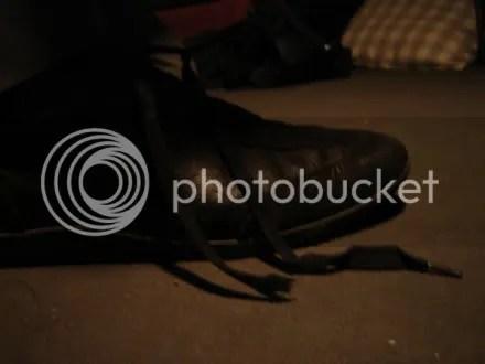 Broken Shoelace