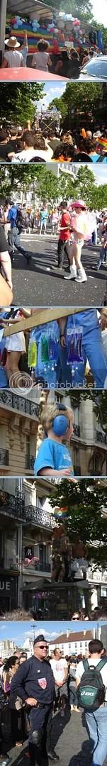 Parisian Pride