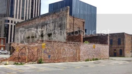 Crumbling Downtown