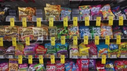 Candy on Sale
