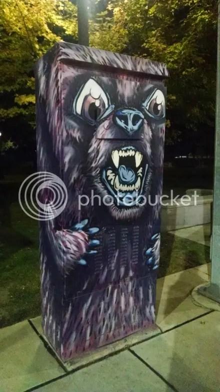 Grizzly Utility Box