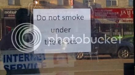 Smoking Haiku