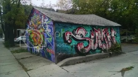 Graffiti Shack