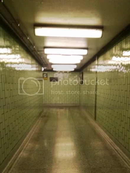 Subway Corridor