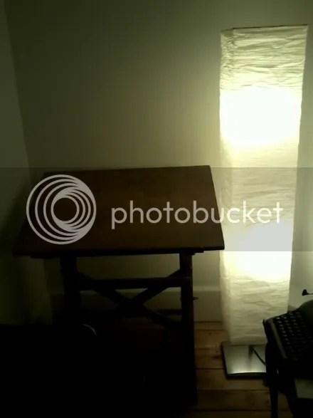 Lamp Desk