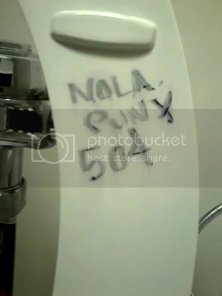 Toilet Reppin'