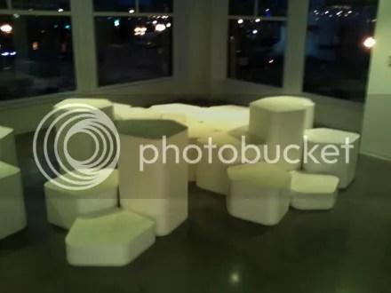 Pentagon Seats