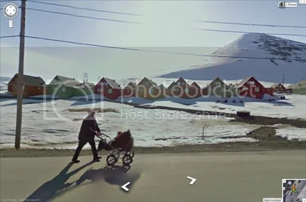 Svalbard Scene