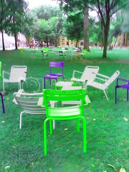 The Yard Chairs
