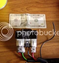 ford taurus 2 speed fan wiring [ 1024 x 768 Pixel ]