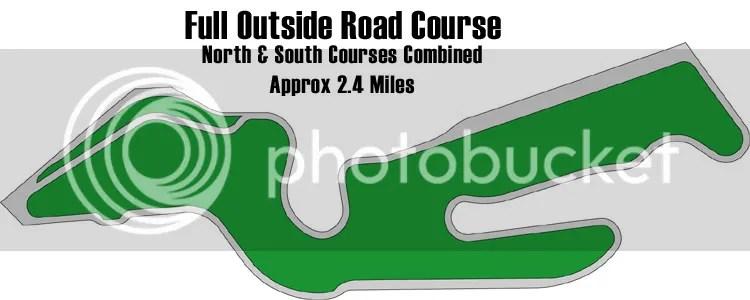 Las Vegas Motor Speedway Outside Roadcourse Oct. 28 & 29