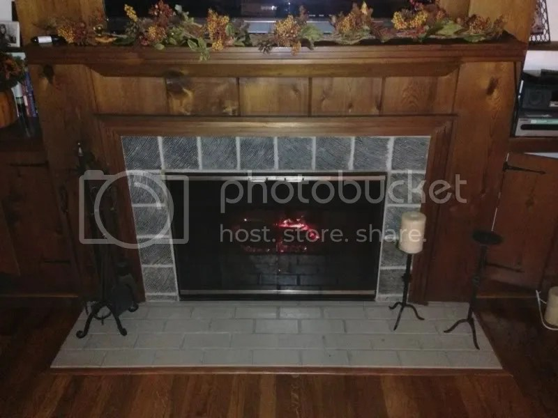 Potential issues with insert in 1940s fireplace